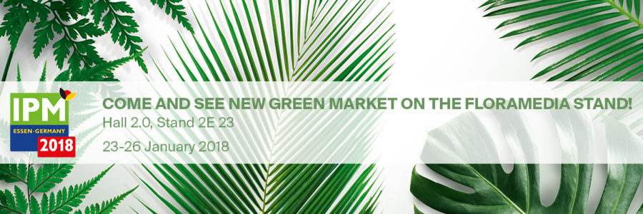Come and see New Green Market on IPM!